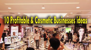Cosmetic Business ideas for 2020