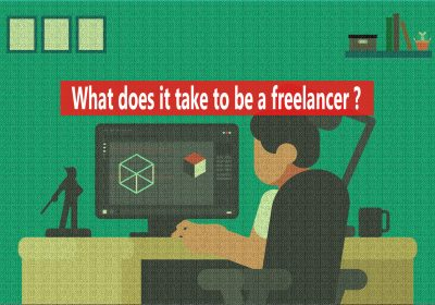 What does it take to be a freelancer