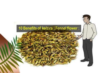 10 Benefits of kalzira | Fennel flower