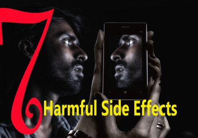 7 Harmful effects of using mobile in dark